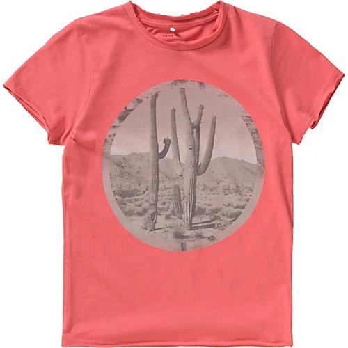 NAME IT T-Shirt NKMKONRAD , Organic Cotton Gr. 134/140 Jungen Kinder | 05713727790950