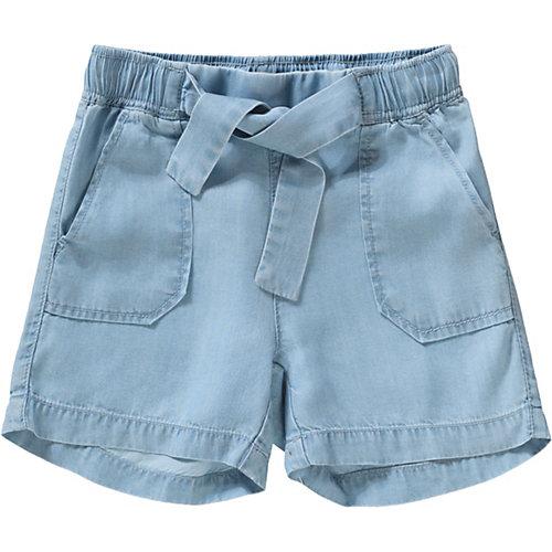 NAME IT Jeansshorts NKFRANDI Gr. 128 Mädchen Kinder | 05713726955862