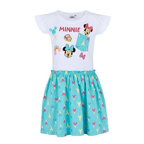 Disney Disney Minnie Kleid Gr. 128 Mädchen Kinder   04052384220457