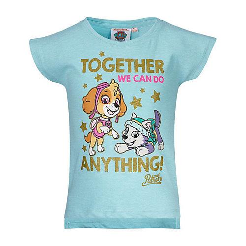 Paw Patrol T-Shirt Gr. 92 Mädchen Kleinkinder | 04052384323776