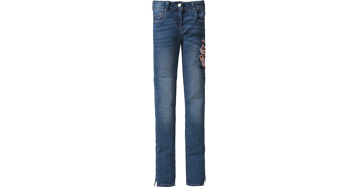 TOM TAILOR · Jeans Skinny Fit mit Stickerei Gr. 170 Mädchen Kinder