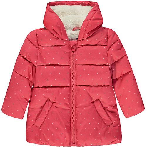 TOM TAILOR Baby Winterjacke mit Kapuze Gr. 80 Mädchen Baby | 04060463276455