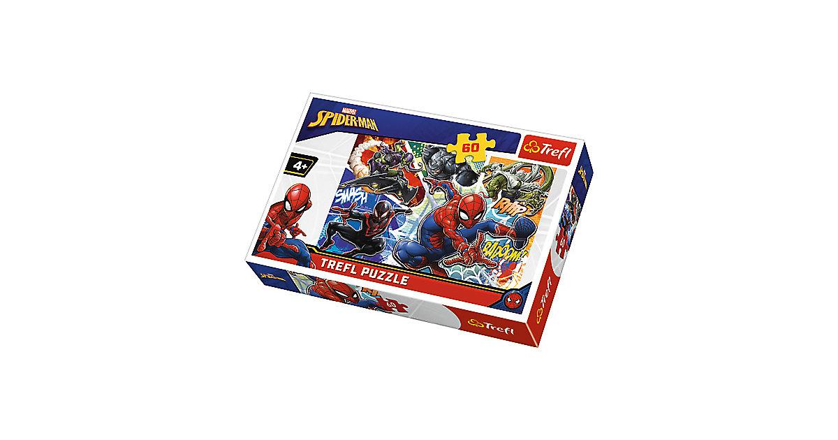 Puzzle 60 Teile - Spiderman