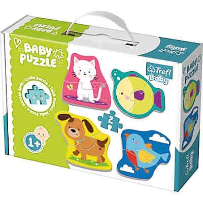 Baby Puzzle - Farbensortierer, Trefl | myToys