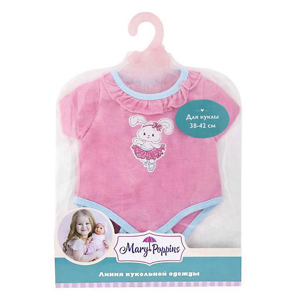 """Одежда для куклы Mary Poppins """"Боди"""" , 38-43см"""