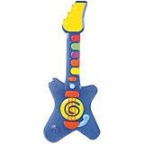 """Музыкальная игрушка Жирафики """"Крутая гитара"""" со светом и звуками"""