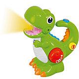 """Интерактивная игрушка Chicco """"Динозавр музыкальный"""""""