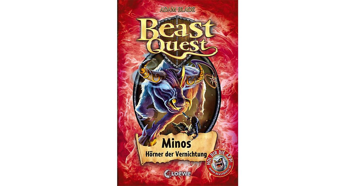 Beast Quest: Minos, Hörner der Vernichtung, Band 50