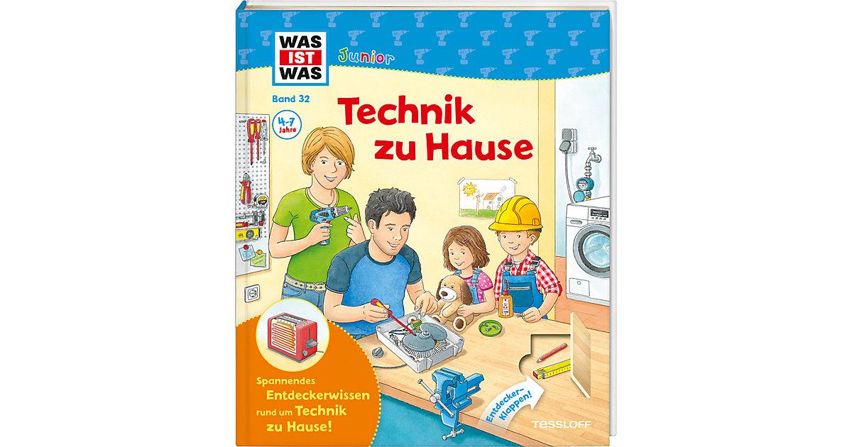 WAS IST WAS Junior: Technik zu Hause