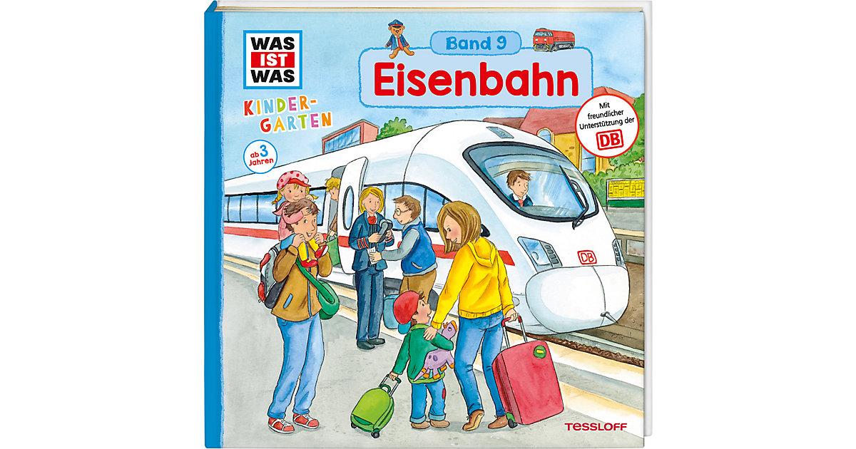 WAS IST WAS Kindergarten: Eisenbahn
