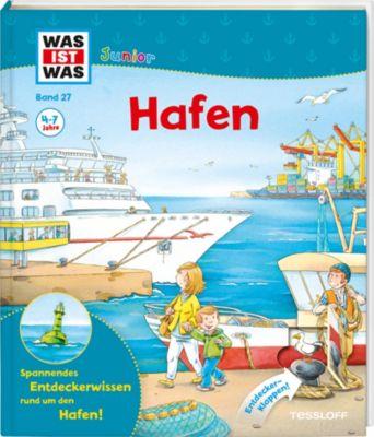 Buch - WAS IST WAS Junior: Hafen