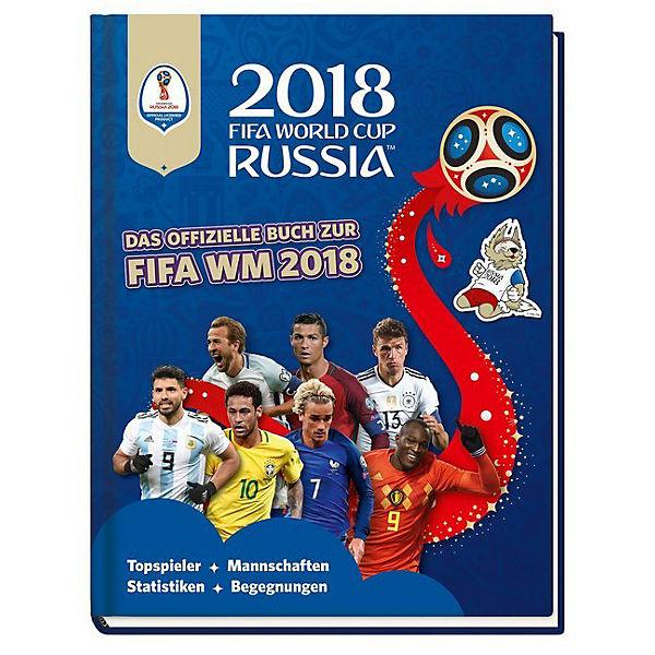 Küchenzauber Panini Verlag ~ 2018 fifa world cup russia das offizielle buch zur wm 2018, panini verlag mytoys