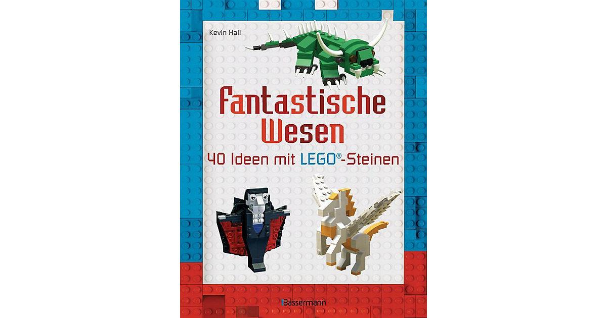 Fantastische Wesen - 40 Ideen mit Lego-Steinen