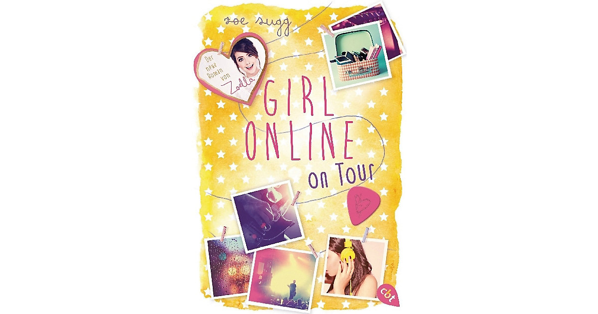 Girl Online on Tour, Band 2