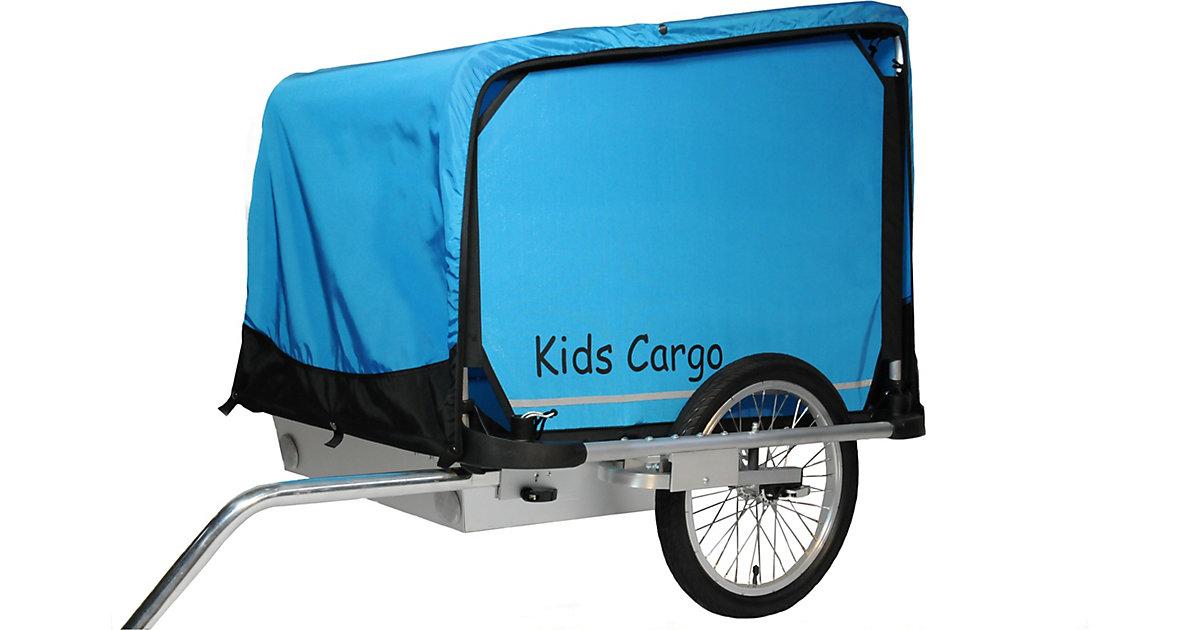Kid's Touring · Fahrradanhänger KidsCargo L, blau