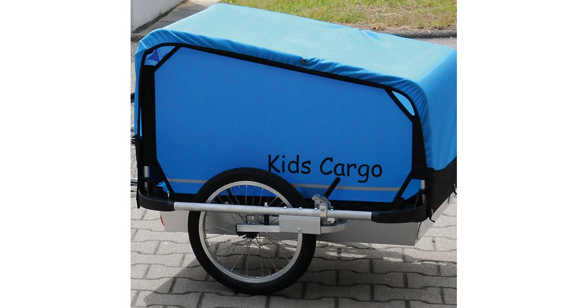Kid's Touring · Fahrradanhänger KidsCargo M, blau