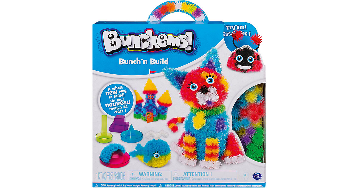 Spin Master · Bunchems Bunch n Build
