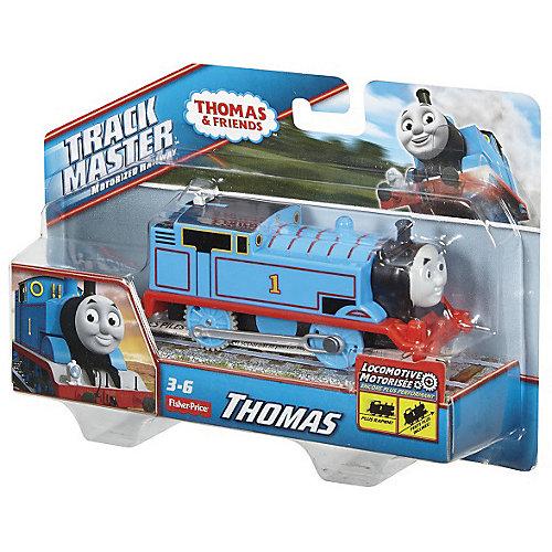 """Моторизированный паровозик Thomas & Friends """"Томас и его друзья"""" Томас от Mattel"""
