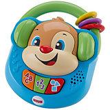 """Интерактивная игрушка Fisher-Price """"Смейся и учись"""" Плеер Учёного щенка"""