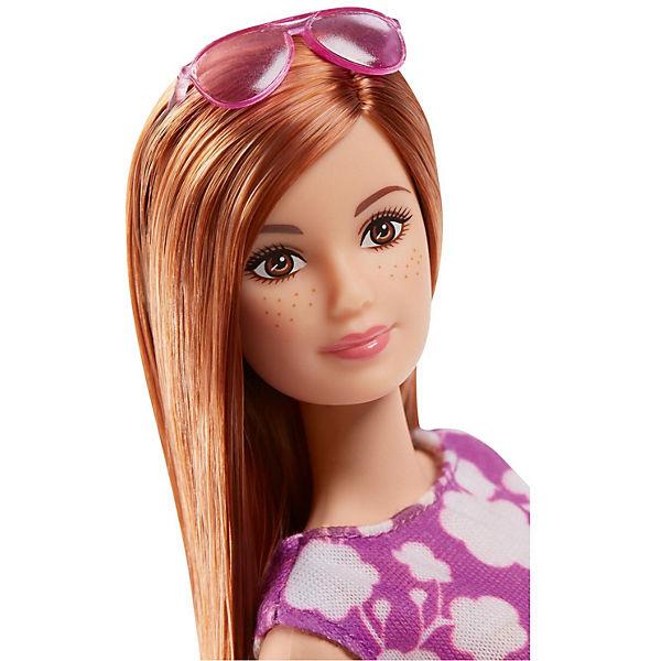 """Кукла Barbie """"Модные платья"""" В фиолетовом платье"""