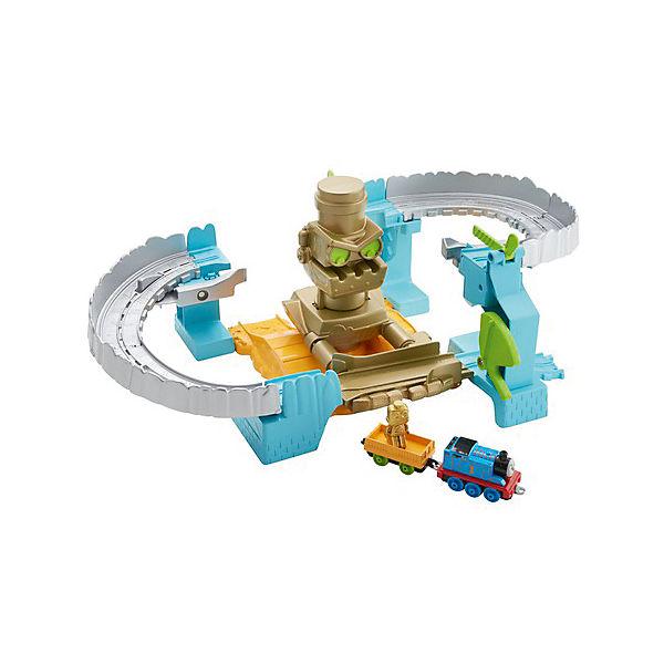 """Железная дорога Thomas & Friends """"Томас и его друзья"""" Робот спасает Томаса"""