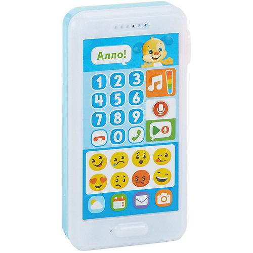 """Интерактивная игрушка Fisher-Price """"Смейся и учись"""" Телефон Учёного щенка от Mattel"""