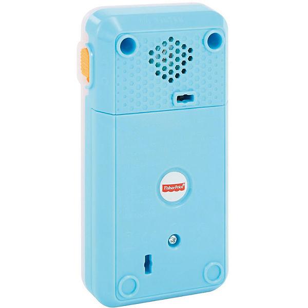"""Интерактивная игрушка Fisher-Price """"Смейся и учись"""" Телефон Учёного щенка"""