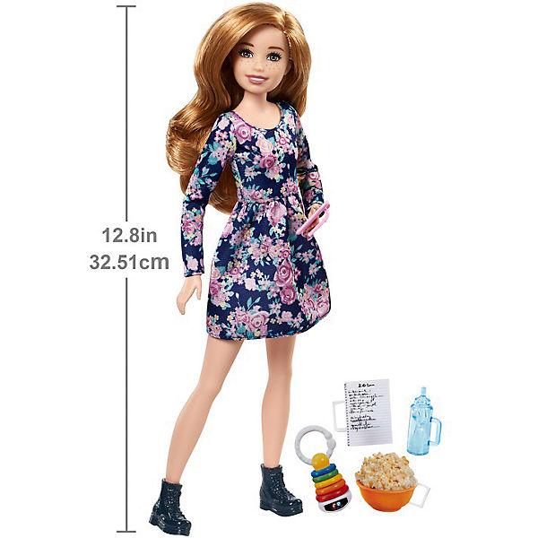 """Кукла Barbie """"Няни"""" Кукла с аксессуарами и попкорном"""