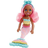 """Мини-кукла Barbie """"Маленькие русалочки"""" Волшебный гребешок Свитвиль"""