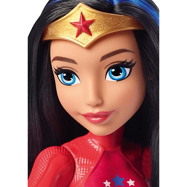 "Кукла DC Super Hero Girls ""Куклы-гимнастки"" Чудо Женщина, 30 см"