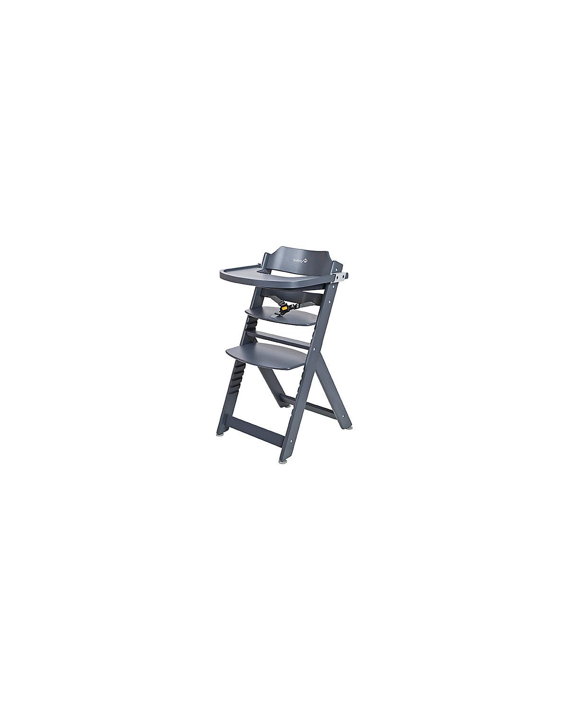 hochstuhl timba dark grey safety 1st mytoys. Black Bedroom Furniture Sets. Home Design Ideas