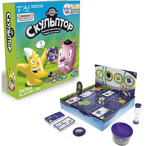 Игра Настольная Развивающая Скульптор, Hasbro Games от Hasbro