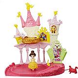 Игровой набор Принцесса Дисней Дворец Бэлль Муверс