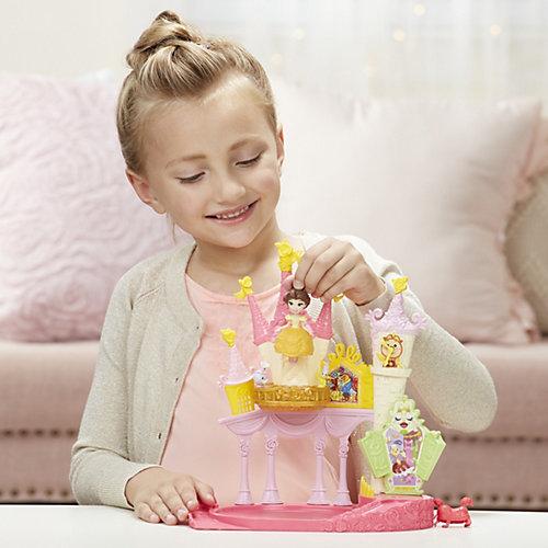 Игровой набор Принцесса Дисней Дворец Бэлль Муверс от Hasbro