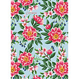 """Тетрадь со сменными блоками Канц-Эксмо """"Весенние цветы"""" А5, 100 листов"""