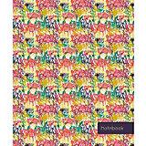 """Книга для записей Канц-Эксмо """"Граффити"""" А5-, 120 листов"""