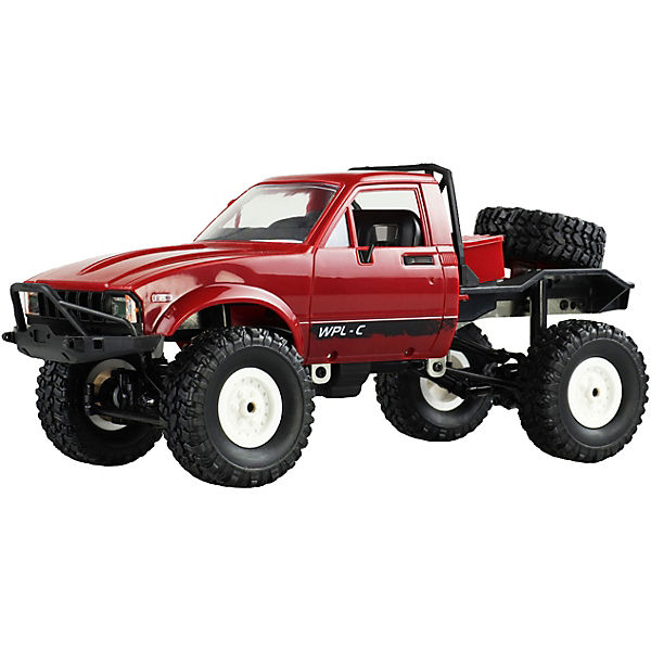 RC Pickup Truck rot