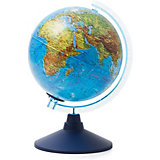 Глобус Земли Globen физико-политический с подсветкой, 210мм