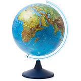 Глобус Земли Globen физический, 400мм