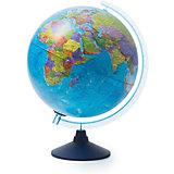 Глобус Земли Globen политический с подсветкой, 320мм