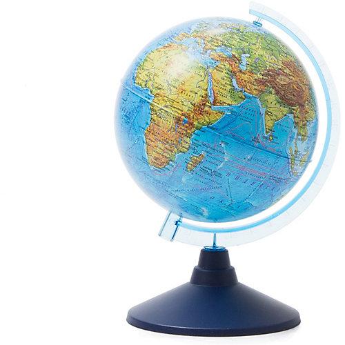 Глобус Земли Globen физический, 150мм от Globen