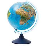 Глобус Земли Globen ландшафтный рельефный с подсветкой, 250мм