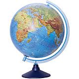 Глобус Земли Globen физико-политический с подсветкой, 320мм