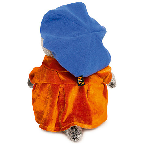 Мягкая игрушка Budi Basa Кот Басик художник, 22 см от Budi Basa