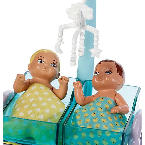 Barbie (blond) Kinderärztin Puppe (blond) Barbie und Spielset, Barbie 3da7ad