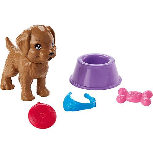 Игровой набор для декора дома Barbie Игра со щенком от Mattel