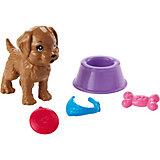 Игровой набор для декора дома Barbie Игра со щенком