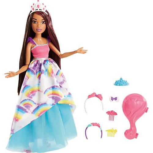 """Кукла Barbie """"Dreamtopia"""" Брюнетка с длинными волосами от Mattel"""
