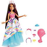 """Кукла Barbie """"Dreamtopia"""" Брюнетка с длинными волосами"""