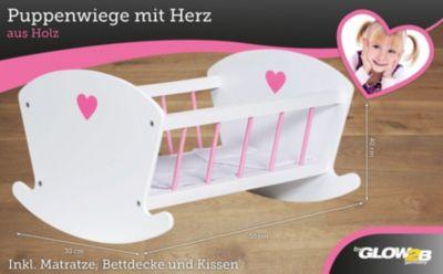 Möbel Zapf Creation Baby Annabell Bett*Puppenbett*Musik Puppenbet+PUPPE+Kleidung%% Puppen & Zubehör